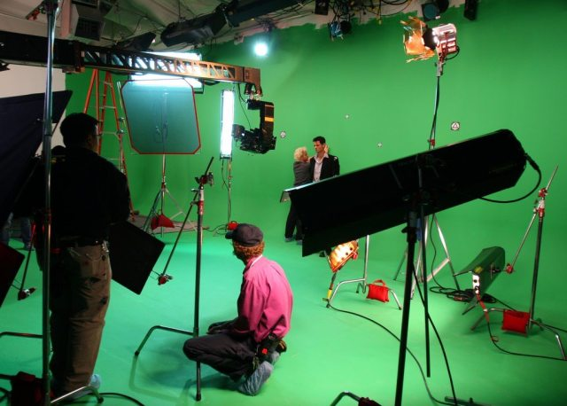 Why You Need A Production Company With An Actual Studio