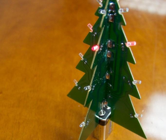 Geekmas tree