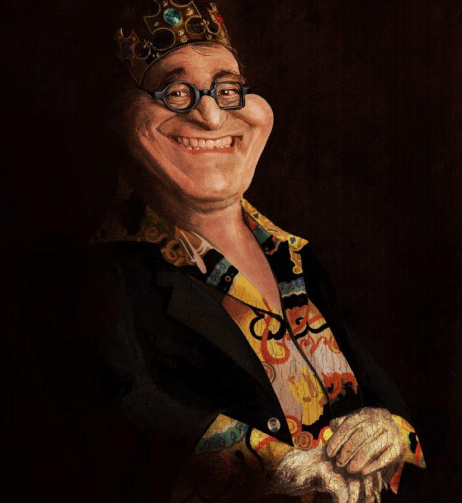 Juan-Carlos-caricature