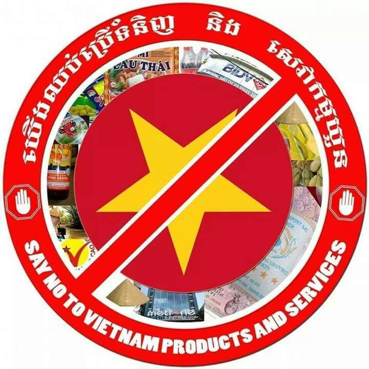 boycott Vietnamese products and services