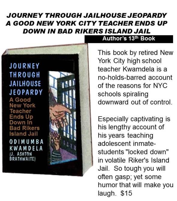 Journey Through Jailhouse Jeopardy