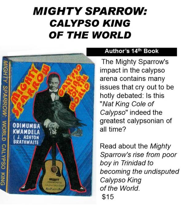 Mighty Sparrow: Calypso King of the World