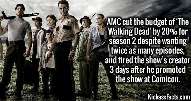 1814 The Walking Dead