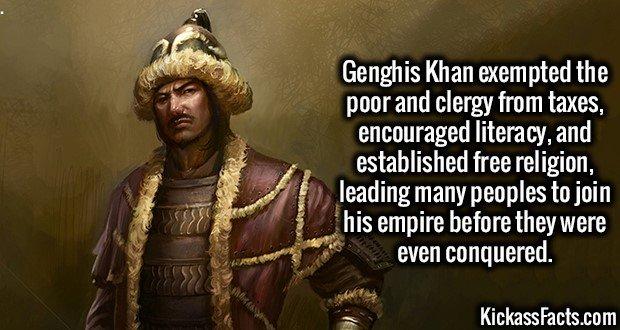 1819 Genghis Khan