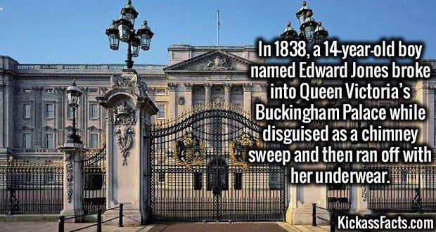 1926 Buckingham Palace Theft