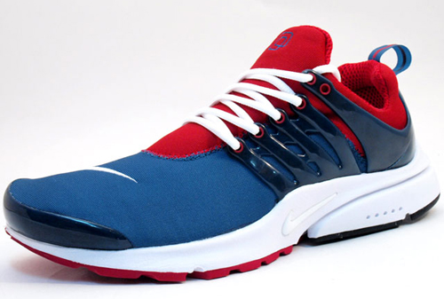 Nike Air Presto - Navy / Red / White