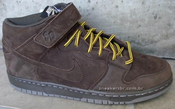 Nike Dunk SB Mid - Brown