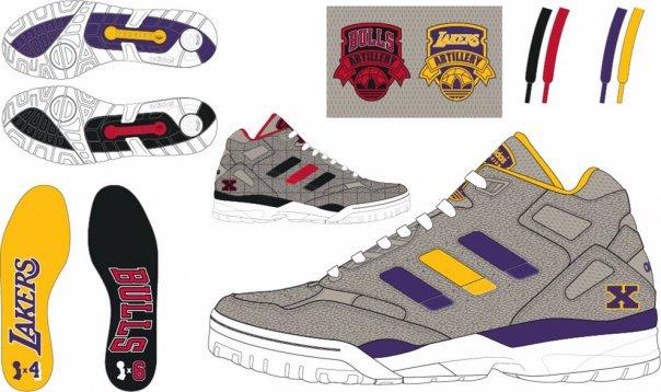 Adidas - Phil Jackson Artillery Kicks