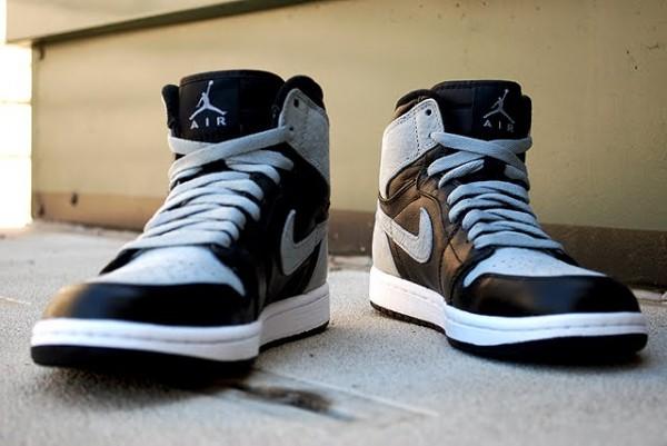 Air Jordan Retro 1 - Shadow Grey