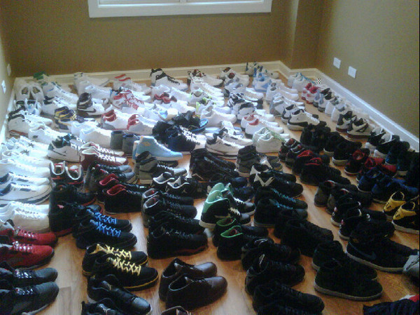 Dwanye Wade's New Air Jordan Collection