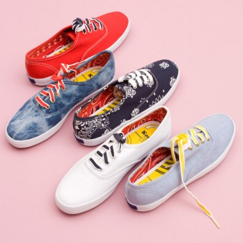 Keds for Opening Ceremony