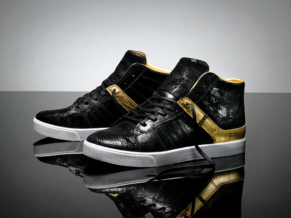 Supra Indy NS - Black / Gold