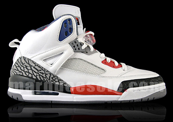 Air Jordan Spiz'ikes [Mars Blackmon Edition] | January 2010