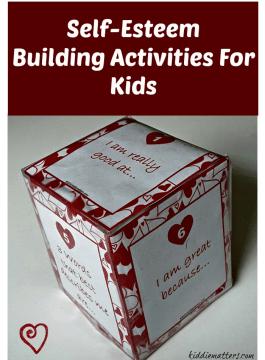 Self-Esteem Building Activities for Kids