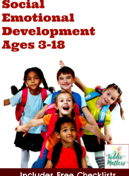 Social Emotional Development Checklists For Kids and Teens