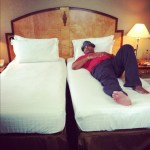 J-Si and Al's Hotel Room