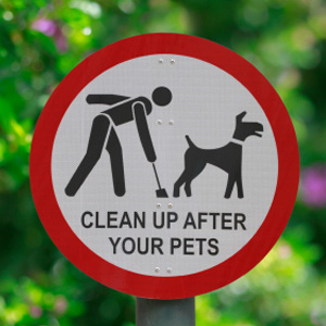 dog-poop-clean-up-sign