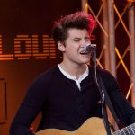 Lead guitarist Charley Bagnall