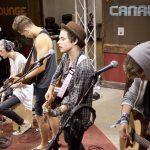 The Vamps Joins Us In-Studio