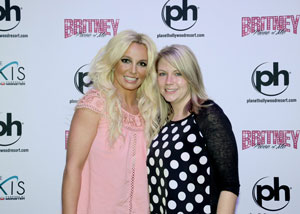 Erica-meets-Britney-Spears