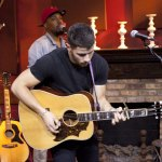 Nick Jonas In-Studio