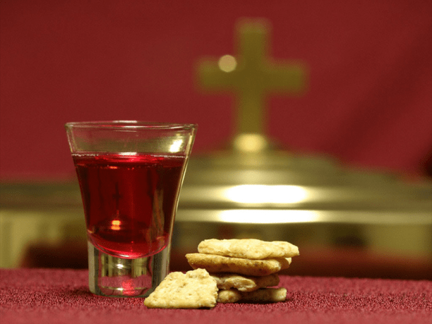 How to Explain Communion to Children