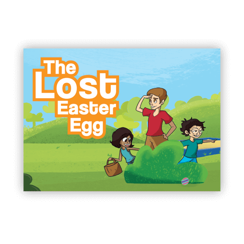 The Lost Easter Egg Pop-up Tract Review