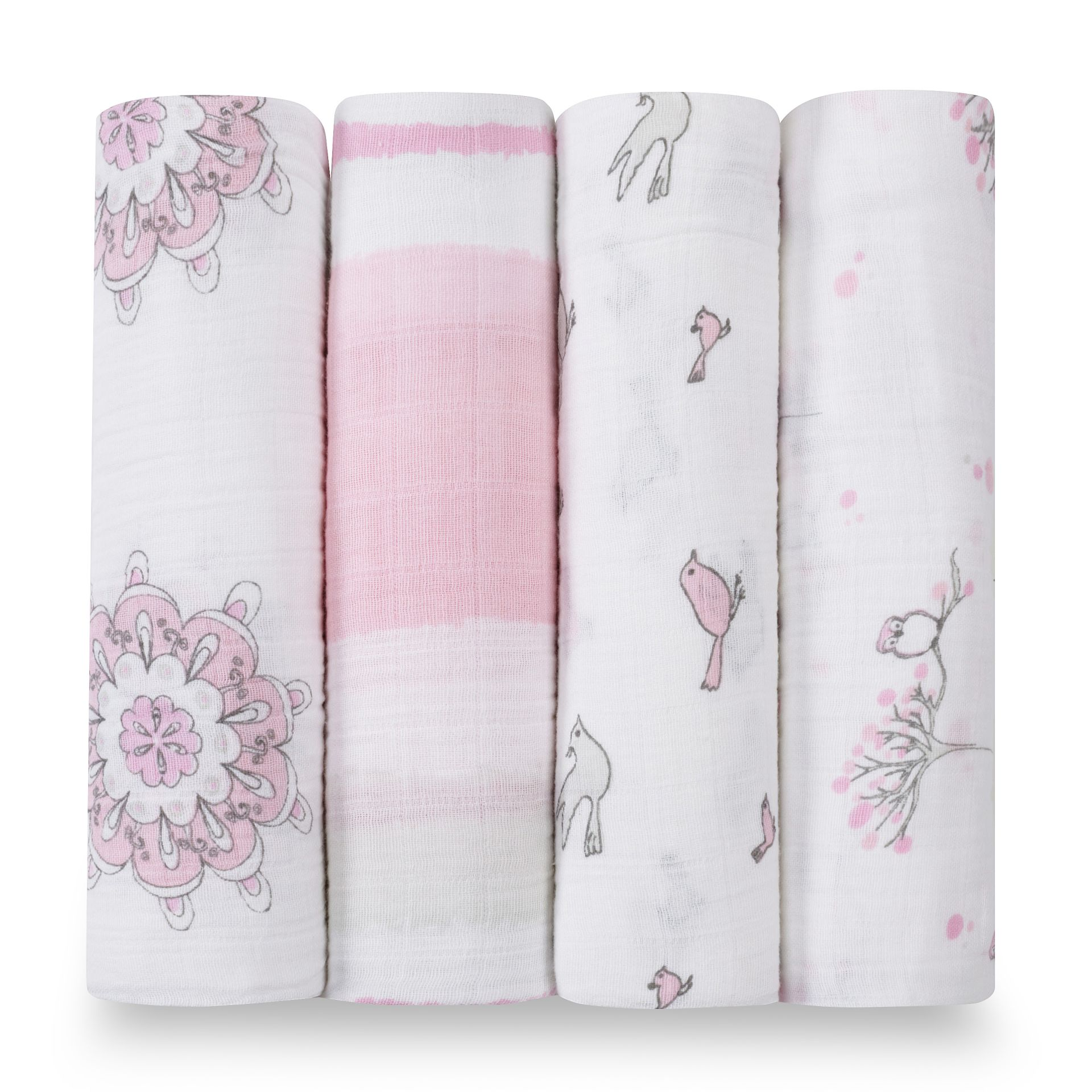 Ideal Anais Swaddle Sale Aden Aden Four Pieces 2017 Four Pieces Anais Swaddle Instructions Classic Swaddle Cloths Pack Large Classic Swaddle Cloths Pack baby Aden And Anais Swaddle