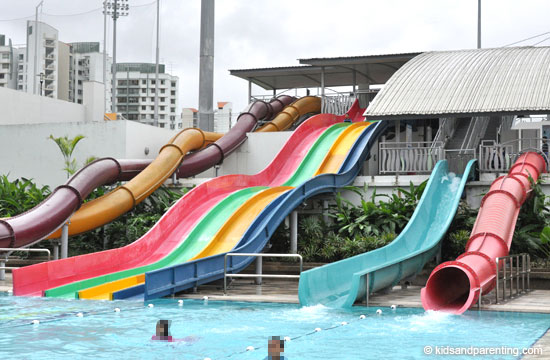Sengkang Swimming Pool
