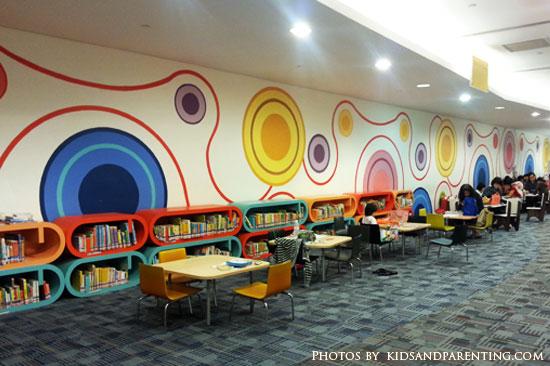 Bishan Library Children Section