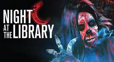 library-halloween