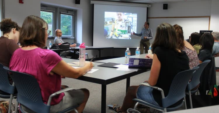 Local teachers, CMU's Create Lab bring data and technical fluency into classrooms