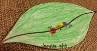Caterpillar Toe Craft