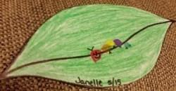 Caterpillar Toe Craft