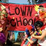 clownschoolsign
