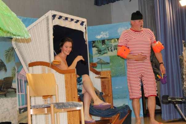 Theatergruppe des Laggenbecker Heimatvereins