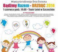Szczecin, Dzień Dziecka, imprezy dla dzieci, 01.06.2014, Brzdąc 2014, 1 czerwca, imprezy, wydarzenia, Jasne Błonia, Amfiteatr, w Szczecinie