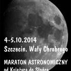 Szczecin, astronomia w Szczecinie, Wały Chrobrego, wspólne oglądanie planet, teleskop Sowa, weekend, w Szczecinie