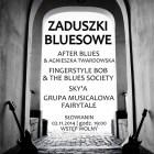 Szczecin, koncert, koncerty w Szczecinie, Dom Kultury Słowianin, zaduszki bluesowe, 02.11.2014, After Blues, weekend, w Szczecinie