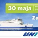 Szczecin, Unity Line, Wały Chrobrego, weekend w Szczecinie, Wolin, kierunek Szczecin, 30.05.2015