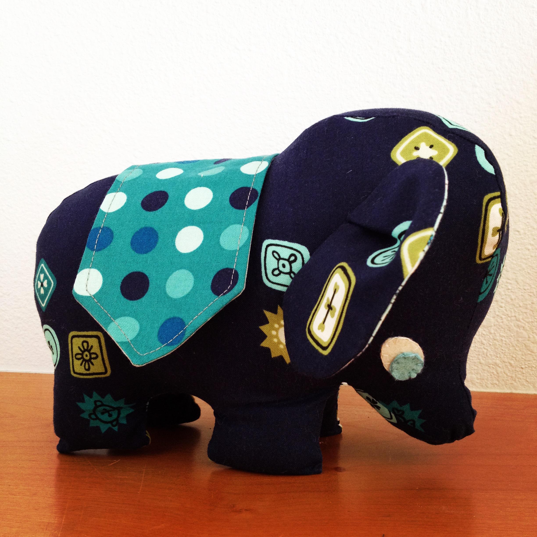 Peanut the Wee Elephant