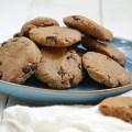 Chufi–coco cookies