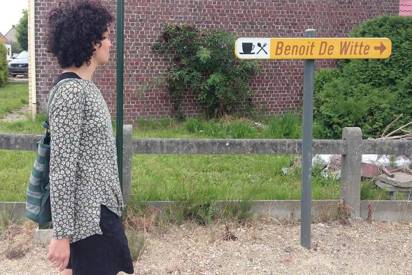 Benoit de Witte, Zingem