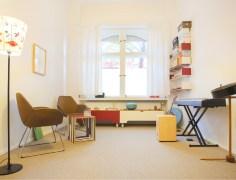 Psychotherapie für Kinder & Jugendliche Anja Tamima Braun & Jan Fischer - Die Praxis