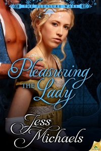 Pleasuring The Lady by Jess Michaels