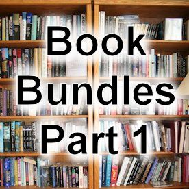 Book Bundles Part 1 of 4
