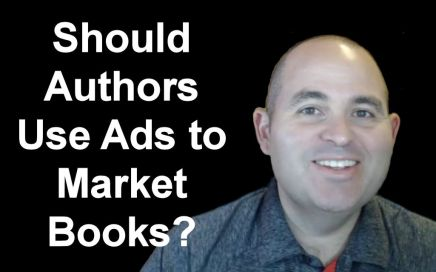 Should Authors Use Ads to Market Books?
