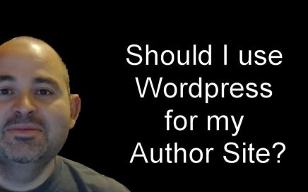 WordPress for Authors