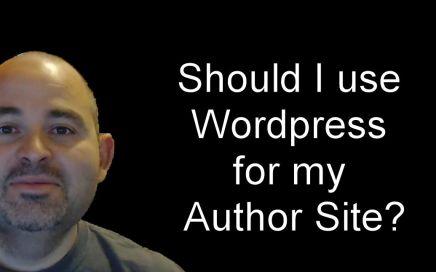 WordPress for Authors