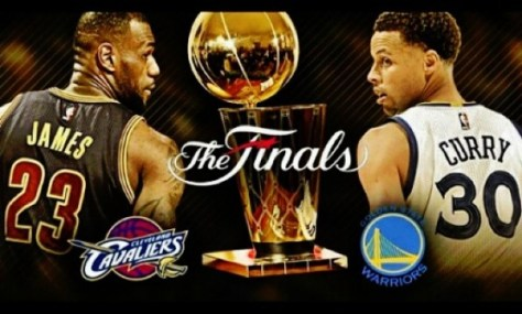 Warriors vs Cavaliers without Cable